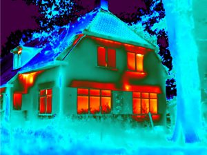 Energieadvies op basis van thermografie en blowerdoor