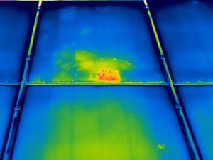 Warmtebeelden tonen gebreken bij zonnepanelen en zonneparken