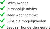 Voordelen van Energielabel Groningen